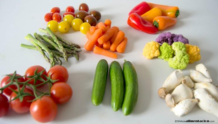 Los alimentos más sanos para tu menú de Navidad: verduras y hortalizas