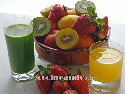 Cómo debe ser un desayuno saludable: frutas, un imprescindible
