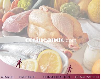 En qué consiste la dieta Dukan: fases - dietas de proteínas o dietas proteicas - dietas para adelgazar