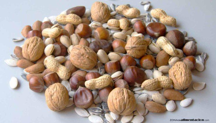 Nueve alimentos que son fuente de proteínas vegetales: frutos secos