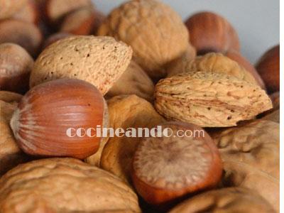 Frutos secos: calorías, índice glucémico y valor nutritivo