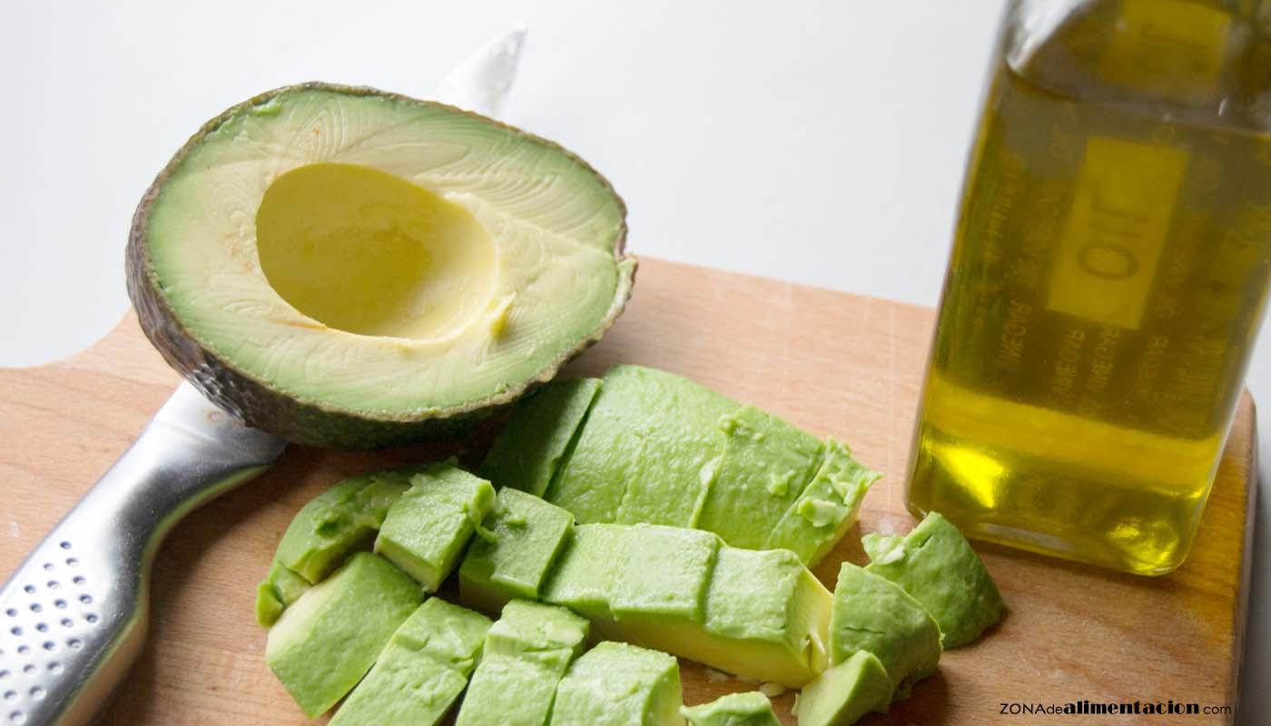 ¿Cuál es la diferencia entre grasas saturadas e insaturadas? - nutrientes - alimentación consciente