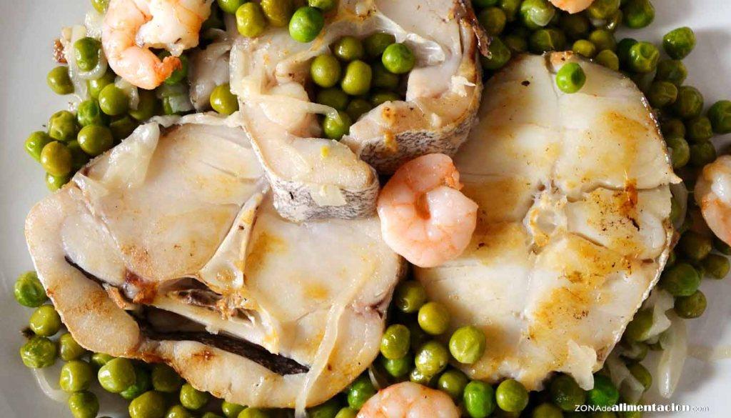 calorías, índice glucémico y valor nutritivo o nutricional y propiedades de los principales pescados - diferencias entre pescados blancos y pescados azules