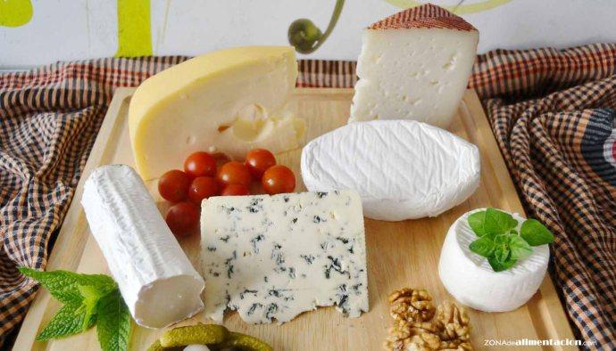 Quesos: calorías, índice glucémico y valor nutritivo