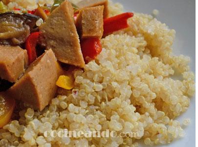 Como cocinar quinoa o quinua
