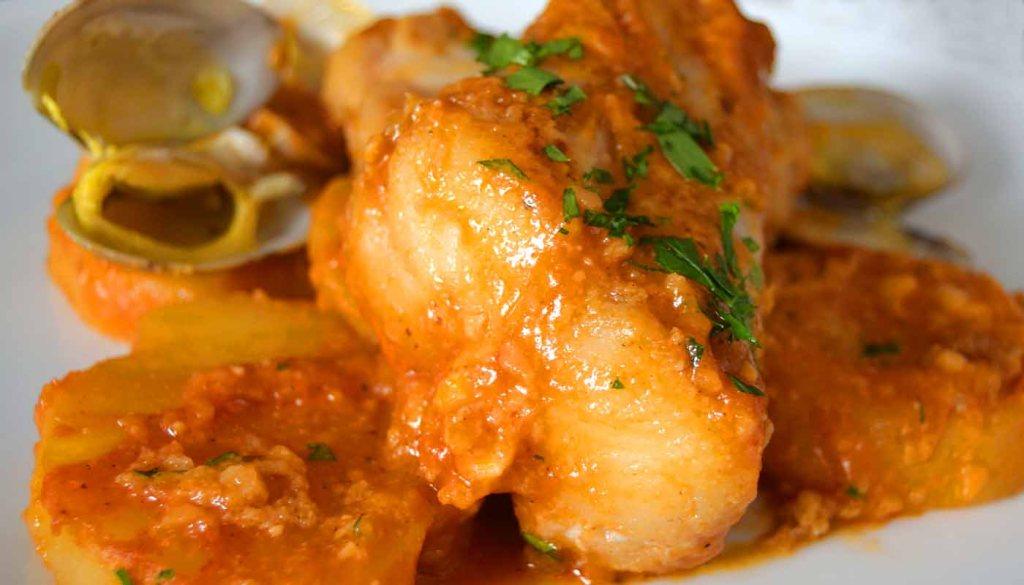 recetas de pescado y marisco