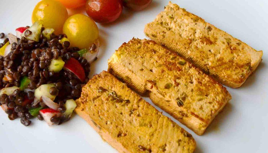 Tofu: calorías, índice glucémico y valor nutritivo