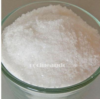 Cuánta sal tomar se puede tomar al día
