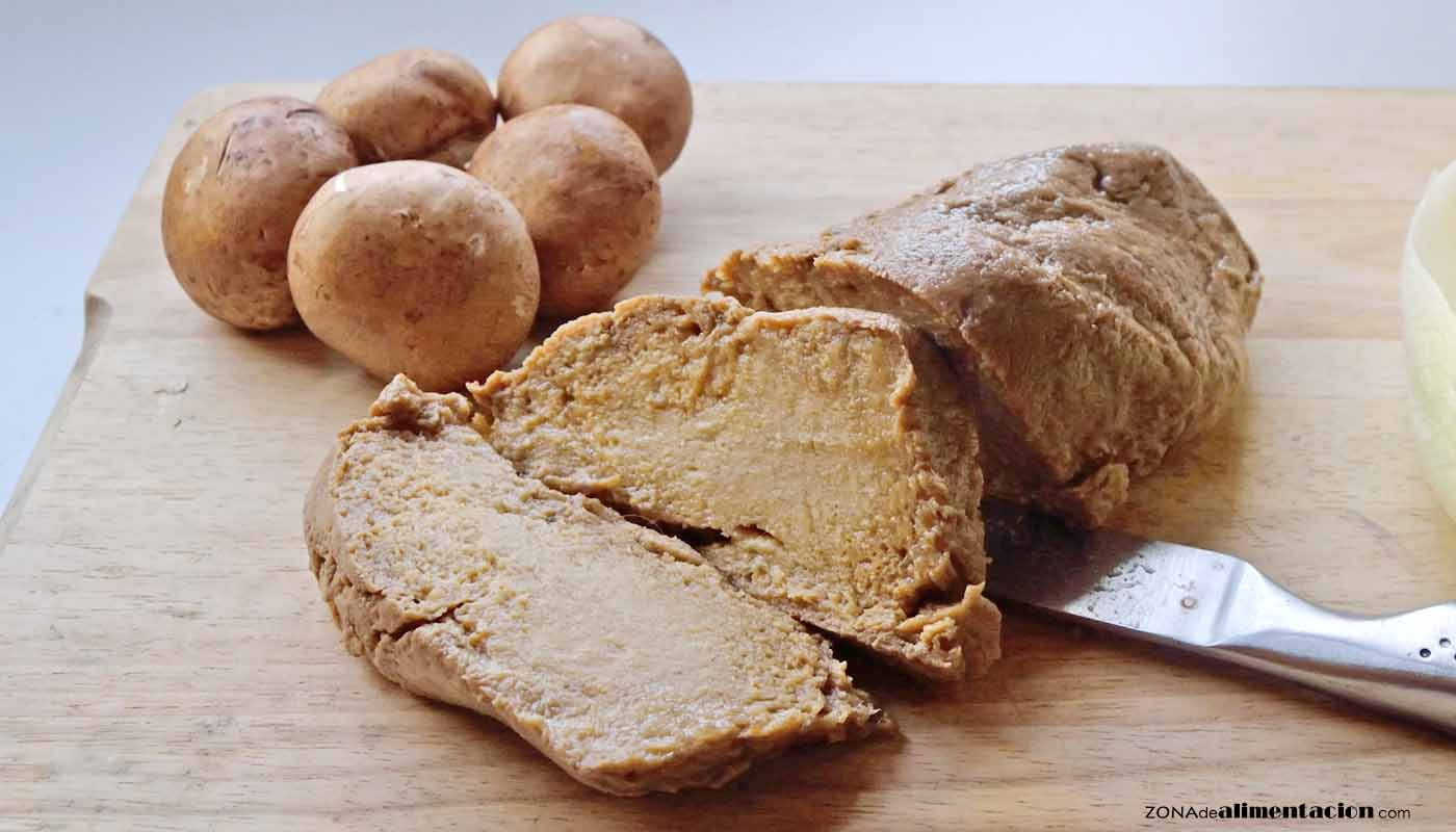 Setitán: propiedades y valor nutritivo o nutriticional, calorías e índice glucémico - que es el seitán