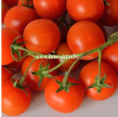 Tomates: calorías, índice glucémico y valor nutritivo