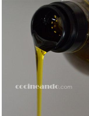 Aceite de oliva: calorías, índice glucémico y valor nutritivo