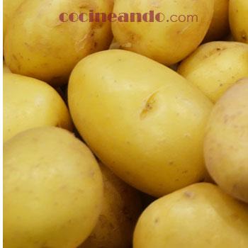 Patatas: calorías, índice glucémico y valor nutritivo