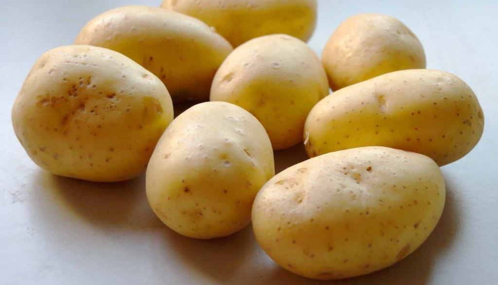 calorías, índice glucémico y valor nutritivo o nutricional y propiedades de las patatas