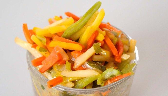 Menú de recetas sanas para niños y niñas