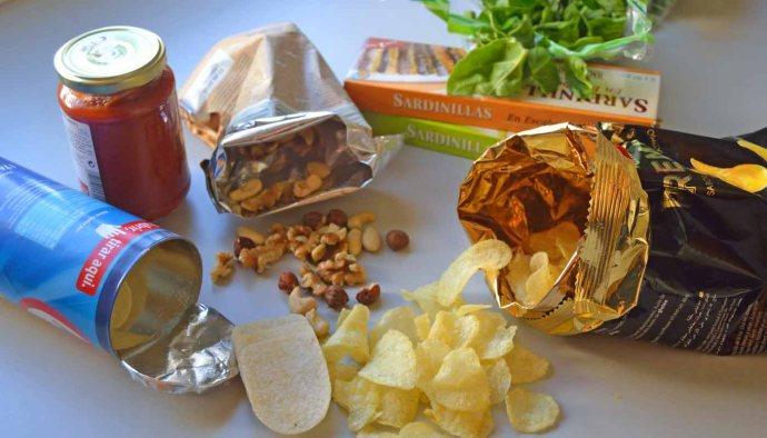 ¿Los alimentos procesados son saludables? - Riesgos de lo productos ultraprocesados - alimentación consciente - alimentación sana y saludable