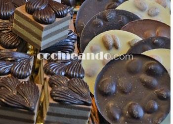 Chocolate negro y chocolate con leche: calorías, índice glucémico y valor nutritivo