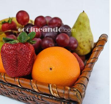 Ocho errores comunes a la hora de hacer dieta para adelgazar: Mitos sobre frutas