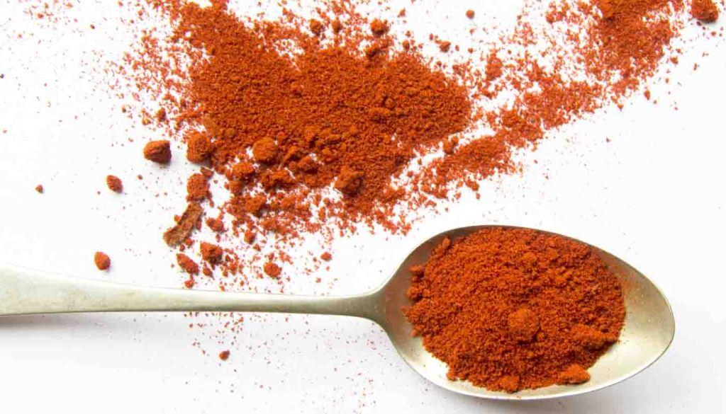 calorías, índice glucémico y valor nutritivo o nutricional y propiedades de las especias - que son los alimentos funcionales
