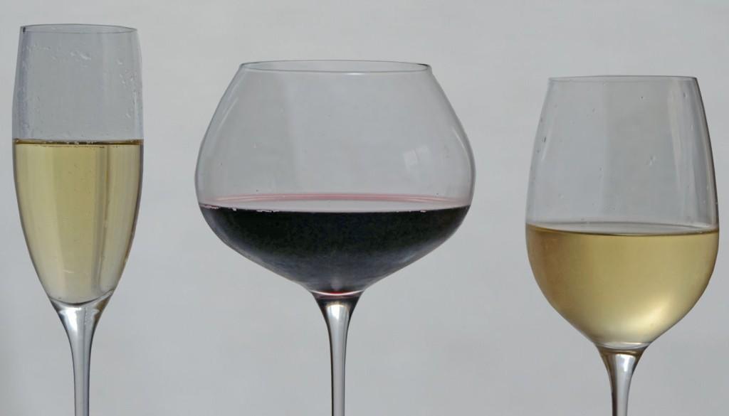 calorías, índice glucémico y valor nutritivo o nutricional y propiedades de los vinos tintos, vinos blancos cavas, vinos espumosos y vinos rosados