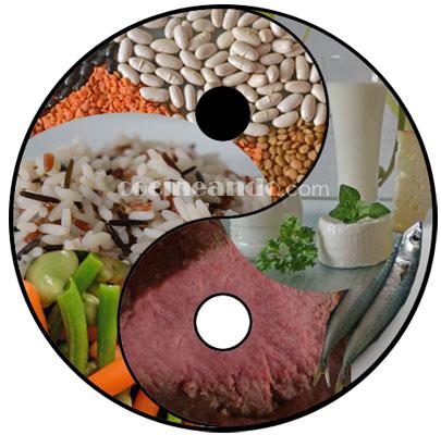 Tipos de dietas macrobiótica y en qué consisten: el yin y el yang de la alimentación  - dietas para comer sano