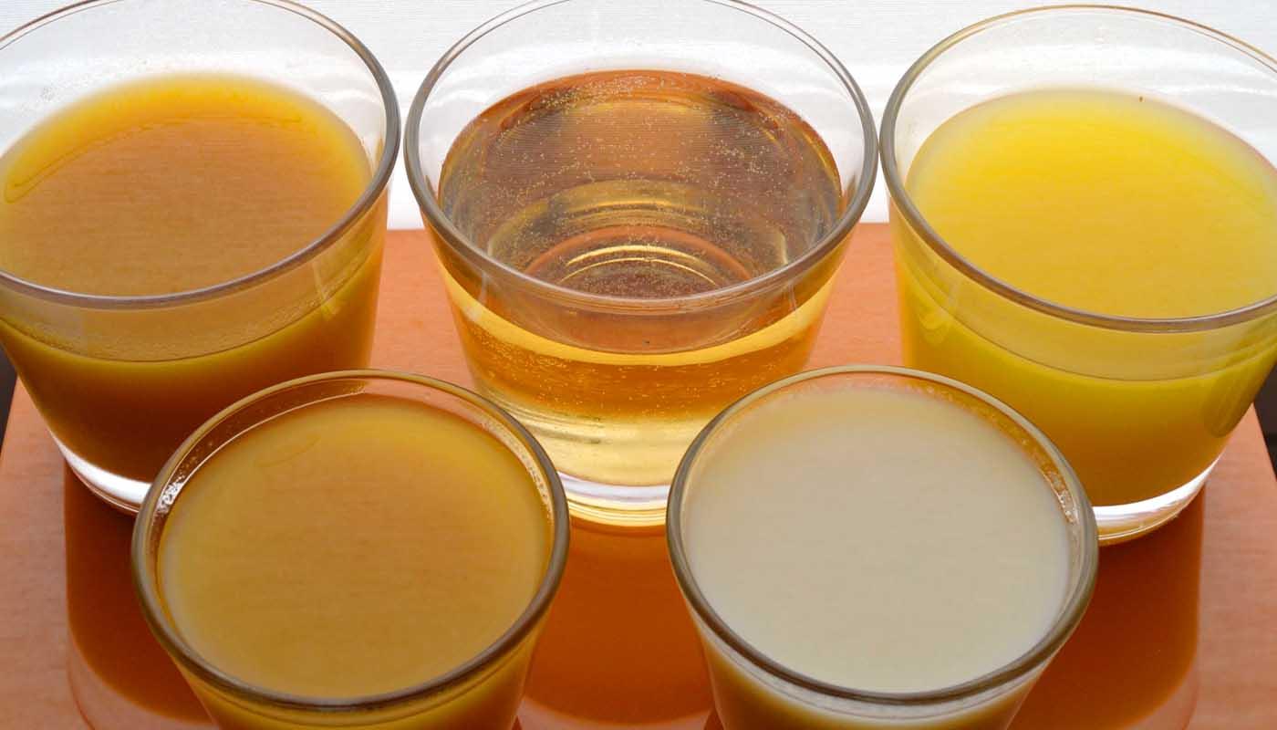 ventajas y desventajas de beber zumos