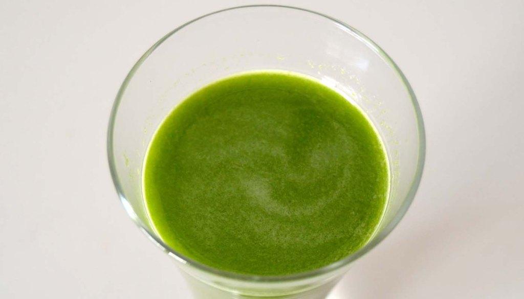 valor nutritivo o nutricional y propiedades de los zumos verdes - recetas de zumos verdes