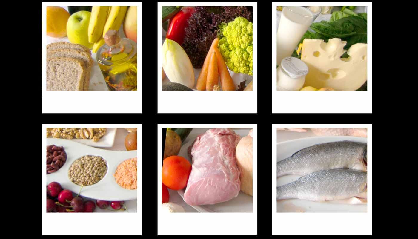Diez alimentos de bajo índice glucémico