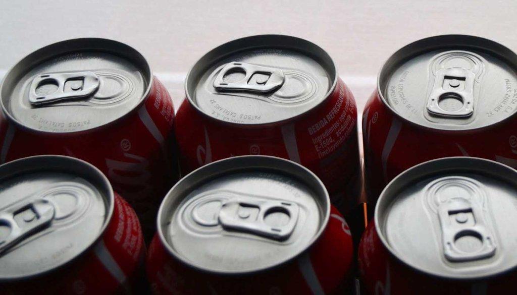 ventajas y desventajas de beber refrescos
