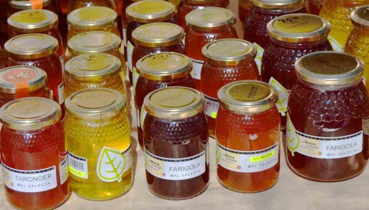 Miel, usos culinarios y recetas