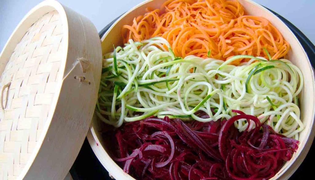 ¿Cuáles son los métodos de cocción más sanos? - cocción al vapor