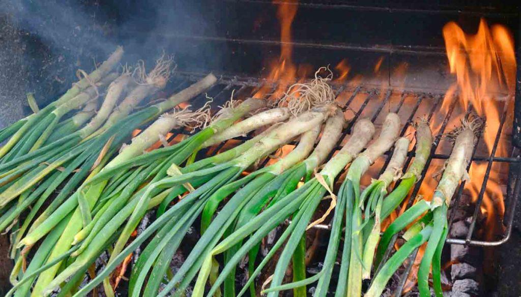 Las mejores hortalizas para asar en la barbacoa - trucos de cocina
