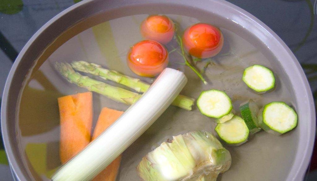 ¿Cuáles son los métodos de cocción más sanos? - confitar
