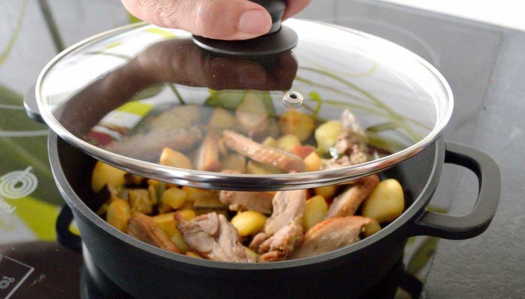 ¿Cuáles son los métodos de cocción más sanos? - estofar