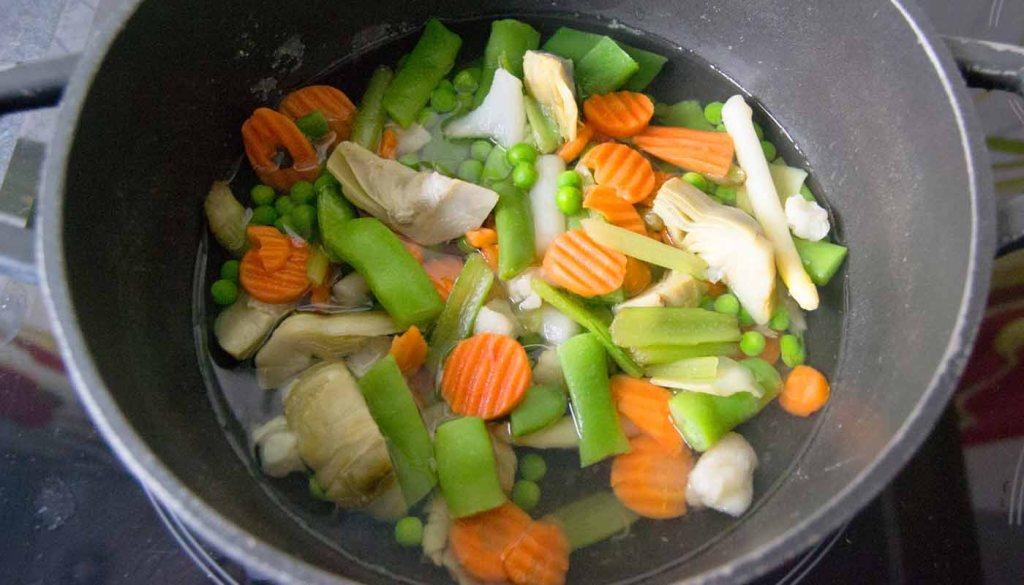 ¿Cuáles son los métodos de cocción más sanos? - hervir