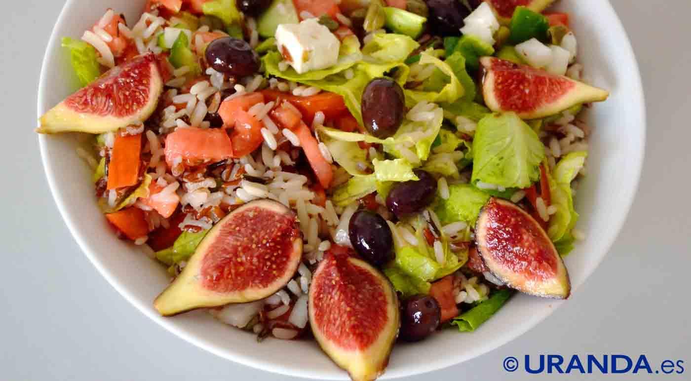 Cómo convertir tu ensalada en plato único y principal - alimentación y cocina vegetariana y vegana