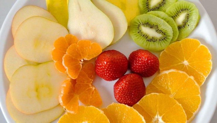 Calendario de frutas y verduras de temporada por meses