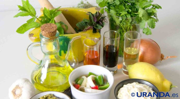 como dar sabor a la comida sin sal - coaching nutricional - alimentación sana y equilibrada