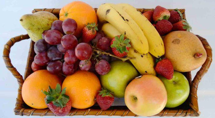 Snacks y meriendas saludables: qué comer entre horas: frutas