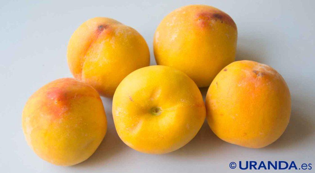 Melocotones: propiedades y valor nutritivo