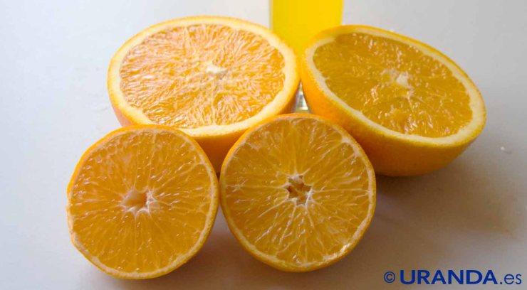 Las ocho frutas más diuréticas y depurativas - naranjas