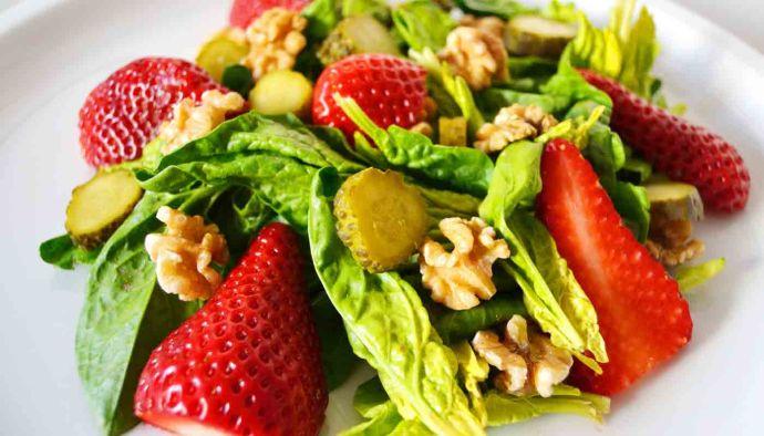 Las diez frutas y verduras que más ayudan a adelgazar