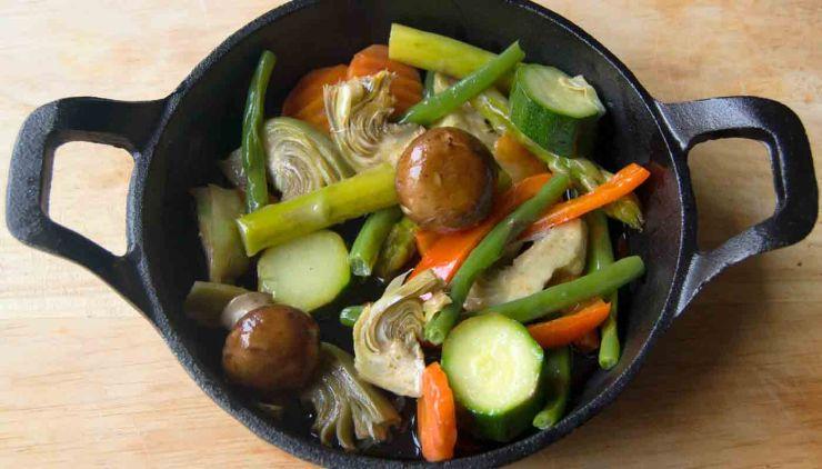 Cómo cocinar verduras: técnicas, trucos y consejos