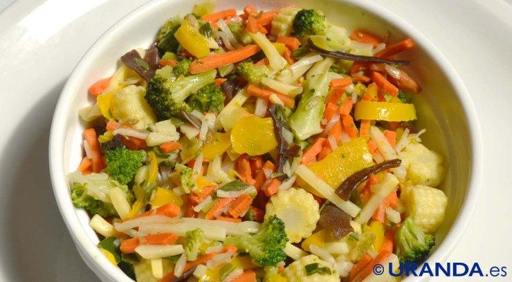 en qué consiste la dieta de los colores - dietas para adelgazar