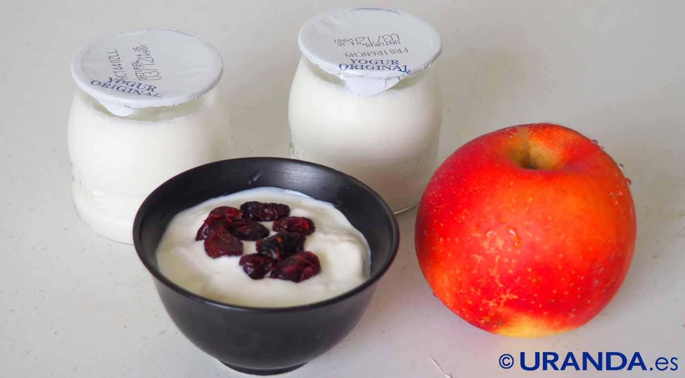 ¿En qué consiste la dieta del yogur?