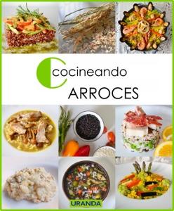 REcetas de arroces - libro gratuito en PDF - libro de recetas y cocina gratuito - cocineando arroces