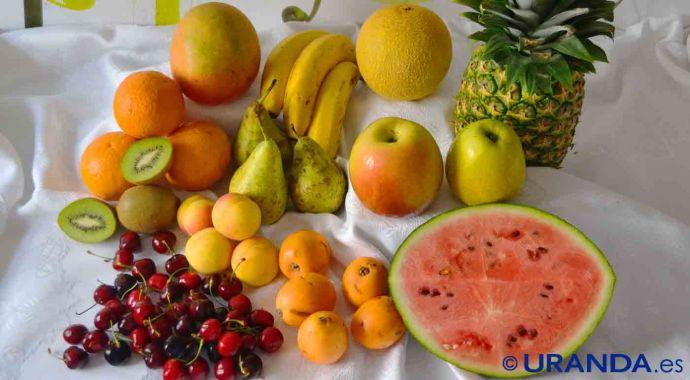 Las ocho frutas más diuréticas y depurativas - alimentación consciente