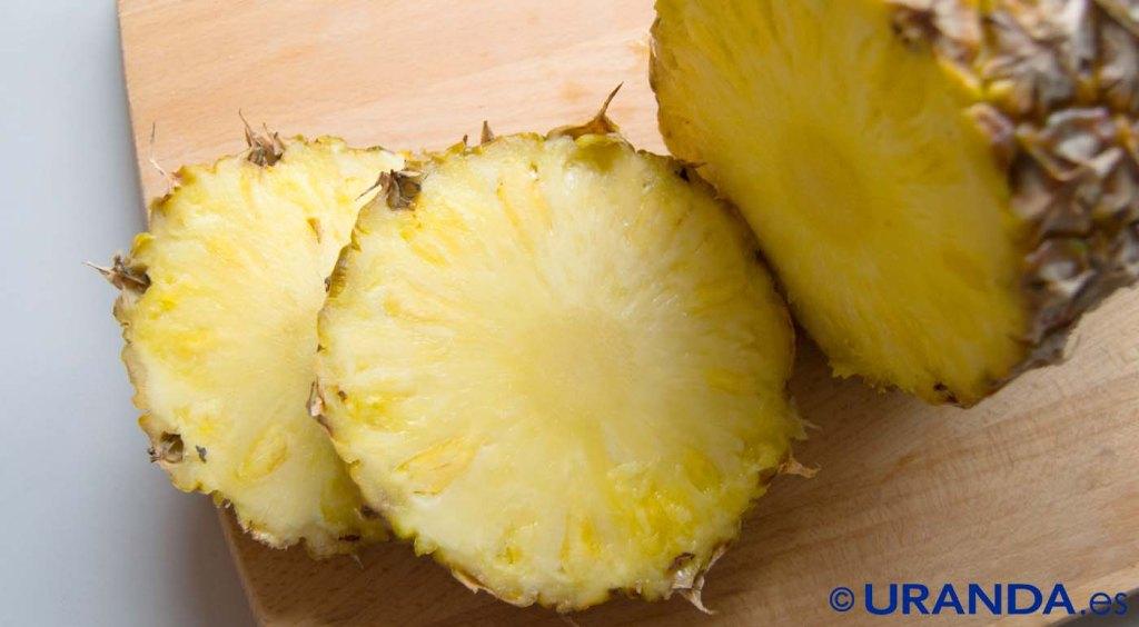 Las ocho frutas más diuréticas y depurativas - piña