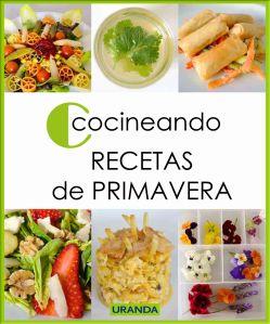 Cocineando Recetas de Primavera, libros ebooks de cocina gratuitos en PDF