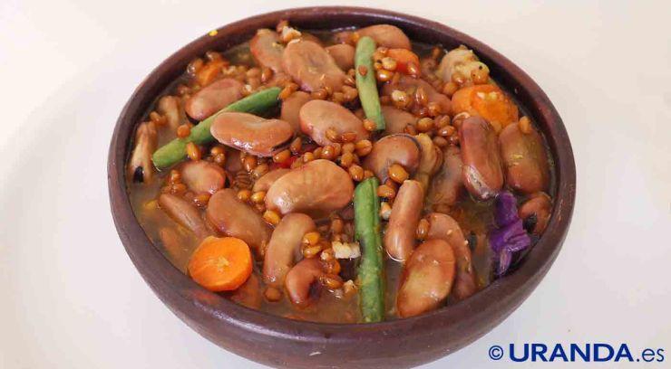 Recetas veganas de trigo y otros cereales
