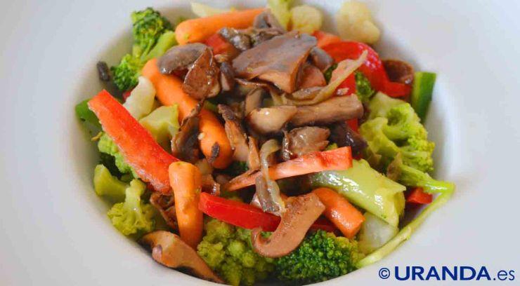Cómo debe ser una cena saludable: verduras y hortalizas
